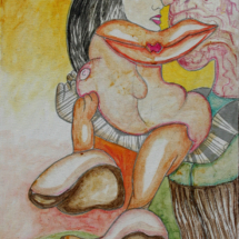 femme-champignon-2008
